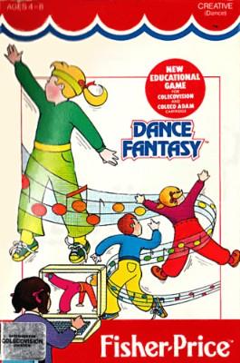 Dance Fantasy Cover Art