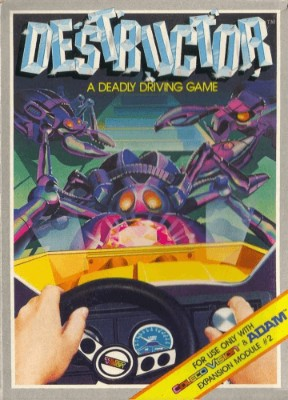 Destructor Cover Art