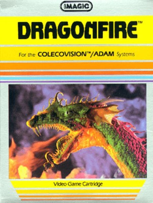 DragonFire Cover Art