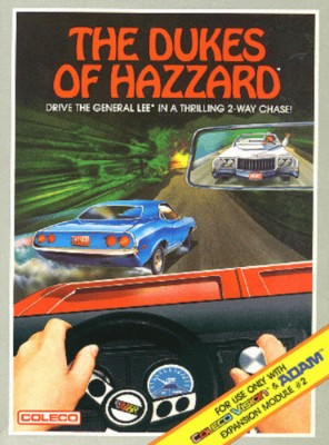 Dukes of Hazzard Cover Art