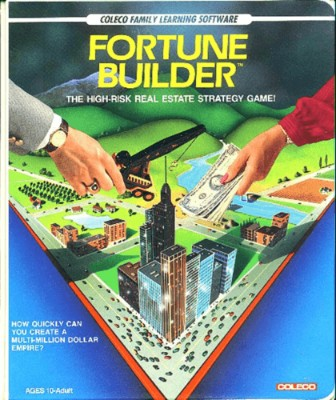 Fortune Builder Cover Art