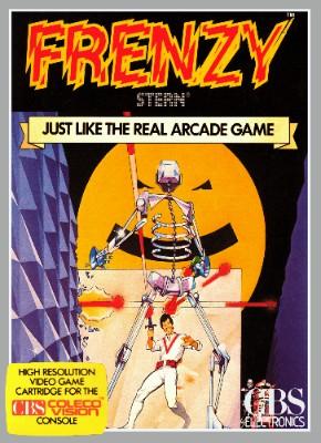 Frenzy Cover Art