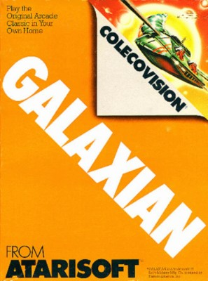Galaxian Cover Art