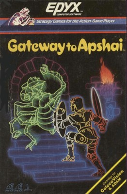Gateway to Apshai Cover Art