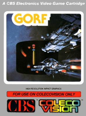Gorf Cover Art