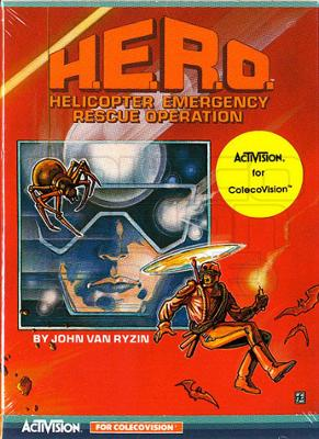 H.E.R.O. Cover Art