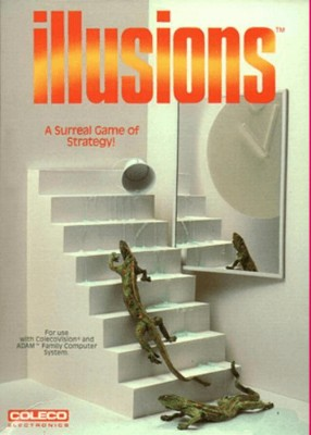 Illusions Cover Art