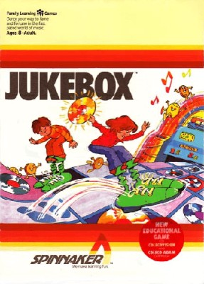 JukeBox Cover Art