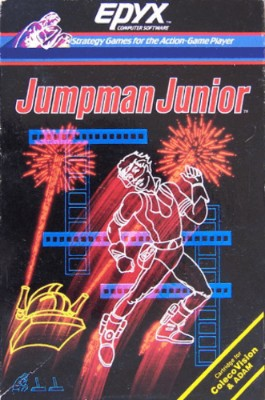 Jumpman Junior Cover Art