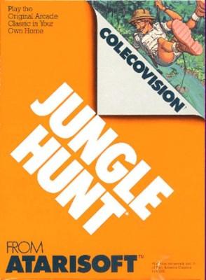 Jungle Hunt Cover Art