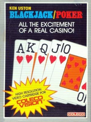 Ken Uston Blackjack-Poker Cover Art
