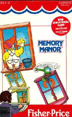 Memory Manor Cover Art