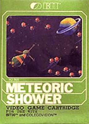 Meteoric Shower Cover Art
