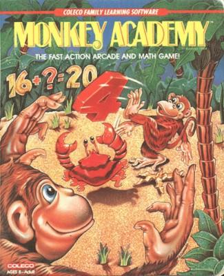 Monkey Academy Cover Art