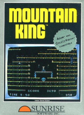 Mountain King Cover Art