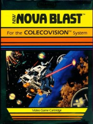 Novablast Cover Art