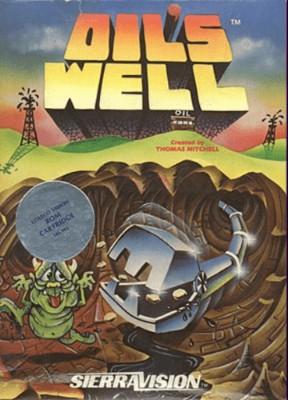Oil's Well Cover Art