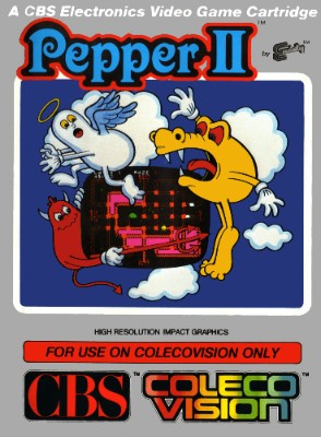 Pepper II Cover Art