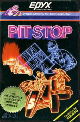 Pitstop Cover Art