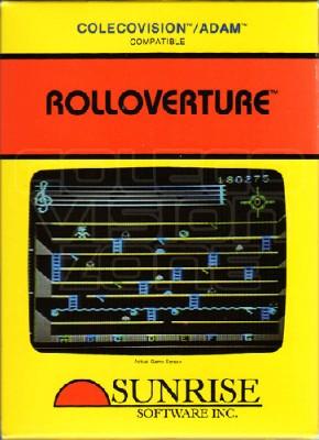 Rolloverture Cover Art