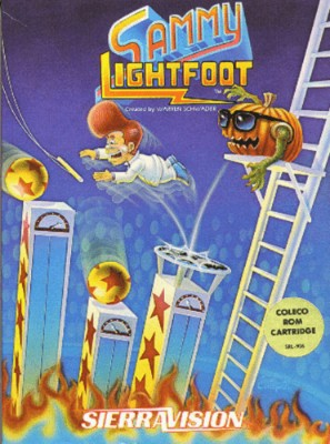 Sammy Lightfoot Cover Art