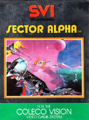 Sector Alpha Cover Art