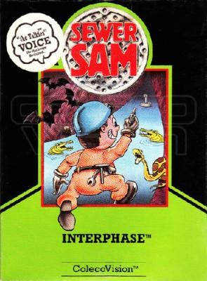 Sewer Sam Cover Art