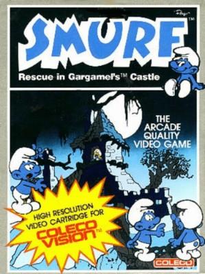 Smurf: Rescue in Gargamel's Castle Cover Art