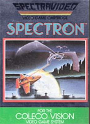 Spectron Cover Art