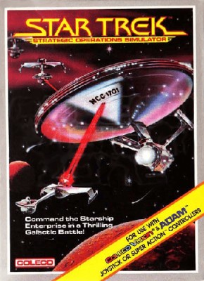 Star Trek: Strategic Operations Simulator Cover Art