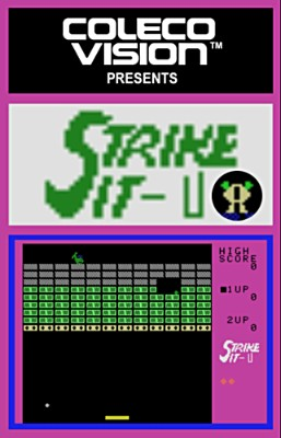 Strike It! Cover Art