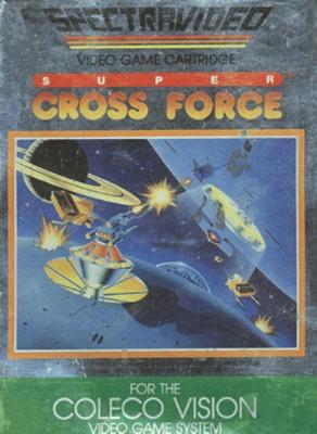 Super Cross Force Cover Art