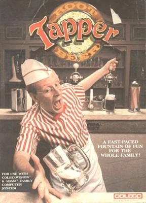 Tapper Cover Art