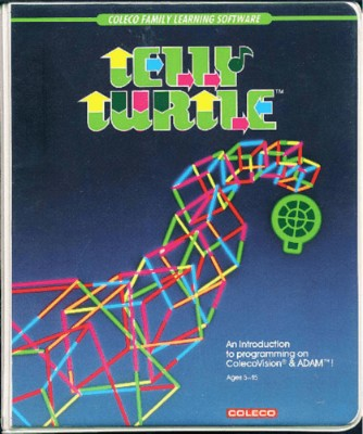 Telly Turtle Cover Art
