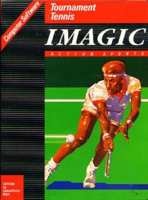 Tournament Tennis Cover Art