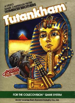 Tutankham Cover Art