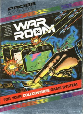 War Room Cover Art