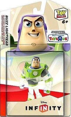 Buzz Lightyear Cover Art