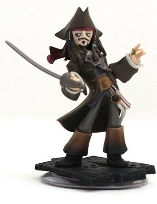 Captain Jack Sparrow Cover Art