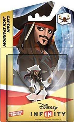 Captain Jack Sparrow [Crystal] Cover Art