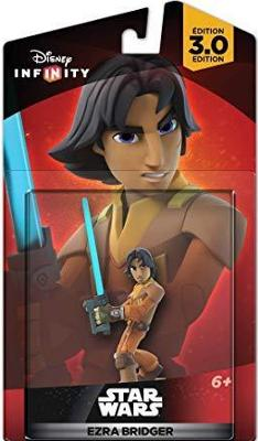 Ezra Bridger Cover Art