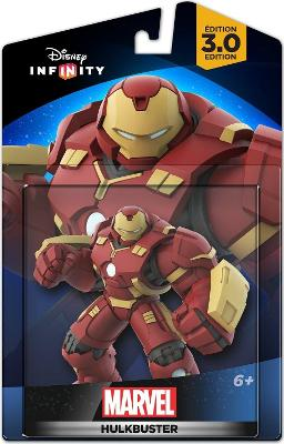 Hulkbuster Cover Art