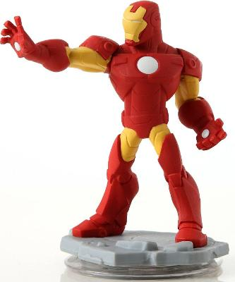 Iron Man Cover Art