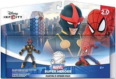 Marvel's Spider-Man [Nova and Spider-Man] Cover Art