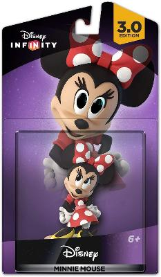 Minnie Mouse Cover Art
