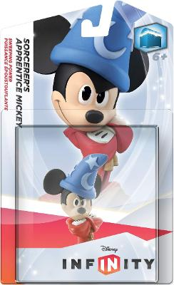 Sorcerer's Apprentice Mickey Cover Art