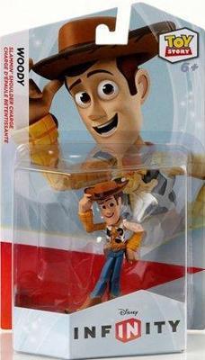 Woody Cover Art