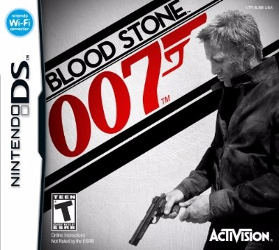 007: Blood Stone Cover Art