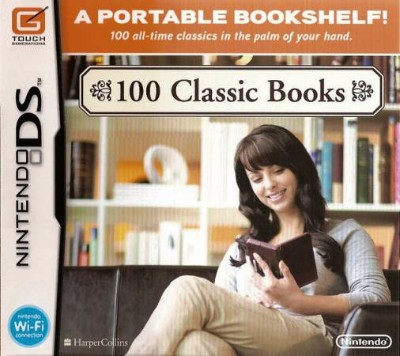 100 Classic Books Cover Art