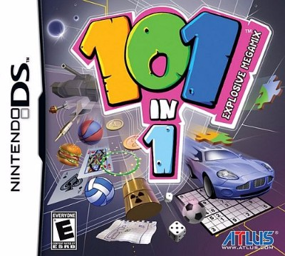 101-in-1 Explosive Megamix Cover Art